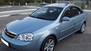 Chevrolet Lacetti 2003-2012 - Дефлекторы окон (ветровики), комплект. (Clover) фото, цена