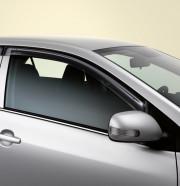 Toyota Corolla 2007-2012 - Дефлекторы окон (ветровики), передние. (EGR) фото, цена