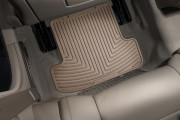 BMW 6 2012-2019 - Коврики резиновые, задние, бежевые. (WeatherTech) фото, цена
