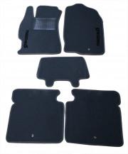 Mazda 6 2008-2014 - Коврики тканевые, серые, комплект 4 штуки. (ML)  фото, цена
