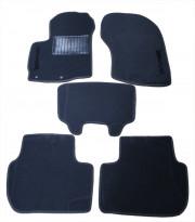 Mitsubishi Outlander 2007-2014 - Коврики тканевые, серые, комплект 4 штуки. (ML)  фото, цена