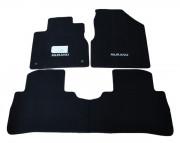 Nissan Murano 2009-2014 - Коврики тканевые, черные, комплект. (Nissan) фото, цена