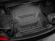 BMW Z4 2009-2014 - Коврик резиновый в багажник, черный. (WeatherTech) фото, цена