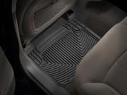 Buick LaCrosse 2010-2014 - Коврики резиновые, задние, черные. (WeatherTech) фото, цена