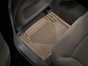Buick LaCrosse 2010-2014 - Коврики резиновые, задние, бежевые. (WeatherTech) фото, цена