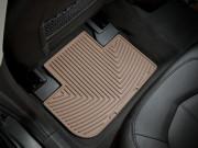 Cadillac CTS 2008-2013 - Коврики резиновые, задние, бежевые. (WeatherTech) фото, цена