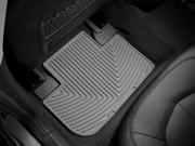 Cadillac CTS 2008-2013 - Коврики резиновые, задние, серые. (WeatherTech) фото, цена