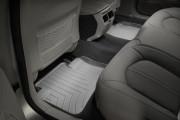 Cadillac CTS 2008-2013 - Коврики резиновые с бортиком, задние, серые. (WeatherTech) фото, цена