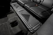 Cadillac Escalade 2002-2006 - Коврики резиновые, задние, 3 ряд, черные. (WeatherTech) фото, цена