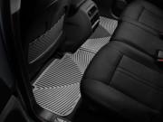 Cadillac SRX 2010-2016 - Коврики резиновые, задние, серые. (WeatherTech) фото, цена