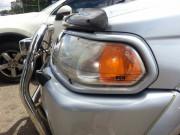 Mitsubishi Pajero Sport 2000-2007 - Защита передних фар, прозрачная, EGR  фото, цена