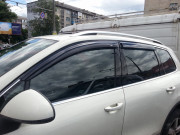 Porsche Cayenne 2010-2014 - Дефлекторы окон (ветровики), комлект. (HIC) фото, цена