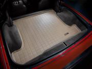 Chevrolet Corvette 2005-2013 - Коврик резиновый в багажник, бежевый. (WeatherTech) фото, цена