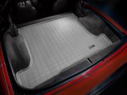 Chevrolet Corvette 2005-2013 - Коврик резиновый в багажник, серый. (WeatherTech) фото, цена