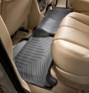 Chevrolet Suburban 2011-2015 - Коврики резиновые с бортиком, задние, черные. (WeatherTech) фото, цена