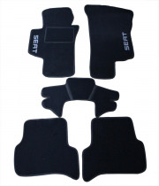 Seat Altea 2005-2014 - Коврики тканевые, серые, комплект 4 штуки. (CIAK)  фото, цена