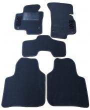 Skoda Superb 2008-2014 - Коврики тканевые, серые, комплект 4 штуки. (ML)  фото, цена