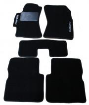Subaru Impreza 2008-2014 - Коврики тканевые, черные, комплект 4 штуки. (Украина)  фото, цена