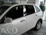 Рейлинги на Acura mdx