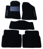 Toyota Avensis 2003-2009 - Коврики тканевые к-т 4 шт. черные фото, цена