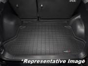 Chrysler 200 2012-2014 - Коврик резиновый в багажник, черный. (WeatherTech) фото, цена