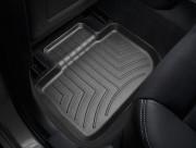 Chrysler 300C 2011-2014 - Коврики резиновые с бортиком, задние, черные. (WeatherTech) фото, цена