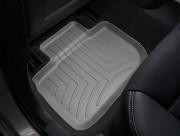 Chrysler 300C 2011-2014 - Коврики резиновые с бортиком, задние, серые. (WeatherTech) фото, цена