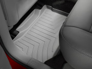 Chrysler 300C 2005-2010 - Коврики резиновые с бортиком, задние, серые. (WeatherTech) фото, цена