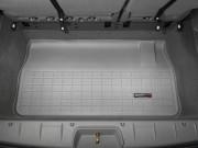 Chrysler Town & Country Van 2005-2014 - Коврик резиновый в багажник, серый. (WeatherTech) фото, цена