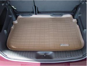 Chrysler PT Cruiser 2001-2010 - Коврик резиновый в багажник, бежевый. (WeatherTech) фото, цена