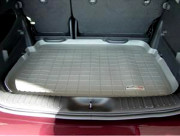 Chrysler PT Cruiser 2001-2010 - Коврик резиновый в багажник, серый. (WeatherTech) фото, цена