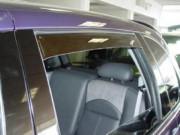 Chrysler PT Cruiser 2001-2010 - Дефлекторы окон (ветровики), задние, темные. (WeatherTech) фото, цена