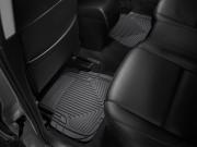 Chrysler Sebring 2007-2010 - Коврики резиновые, задние, черные. (WeatherTech) фото, цена