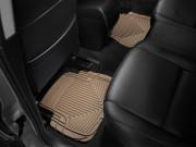 Chrysler Sebring 2007-2010 - Коврики резиновые, задние, бежевые. (WeatherTech) фото, цена