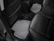 Chrysler Sebring 2007-2010 - Коврики резиновые, задние, серые. (WeatherTech) фото, цена