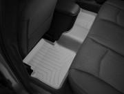 Dodge Avenger 2012-2014 - Коврики резиновые с бортиком, задние, серые. (WeatherTech) фото, цена