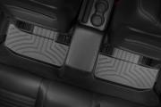 Dodge Challenger 2011-2015 - Коврики резиновые с бортиком, задние, черные. (WeatherTech) фото, цена