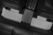 Dodge Challenger 2011-2015 - Коврики резиновые с бортиком, задние, серые. (WeatherTech) фото, цена