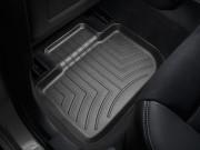 Dodge Charger 2011-2015 - Коврики резиновые с бортиком, задние, черные. (WeatherTech) фото, цена
