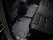 Dodge Durango 2011-2015 - Коврики резиновые с бортиком, задние, черные. (WeatherTech) фото, цена