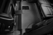 Dodge Durango 2012-2015 - Коврики резиновые с бортиком, задние, 3 ряд сидений, черные. (Weathertech) фото, цена