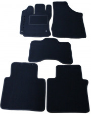 Toyota Venza 2006-2012 - Коврики тканевые, к-т 4шт, темно-серые  (Toyota) фото, цена