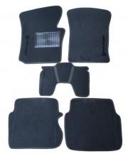Volkswagen Caddy 2004-2008 - Коврики тканевые, серые, комплект 4 штуки. (ML) фото, цена