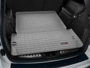 Dodge Durango 2011-2014 - (5 мест) Коврик резиновый в багажник, серый. (WeatherTech) фото, цена