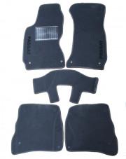 Volkswagen Passat 1997-2005 - Коврики тканевые, серые, комплект 4 штуки. (ML) фото, цена