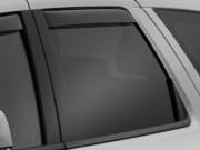 Dodge Durango 2011-2014 - Дефлекторы окон (ветровики), задние, темные. (WeatherTech) фото, цена