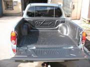 Mitsubishi L 200 2006-2012 - Вкладыш в кузов   (Alpha) фото, цена