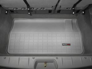Dodge Grand Caravan 2005-2014 - Коврик резиновый в багажник, серый. (WeatherTech) фото, цена
