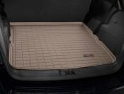 Dodge Journey 2009-2014 - Коврик резиновый в багажник, бежевый. (WeatherTech) фото, цена