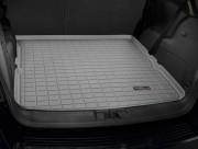 Dodge Journey 2009-2014 - Коврик резиновый в багажник, серый. (WeatherTech) фото, цена